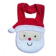 Σαλιάρα βρεφική Santa Claus