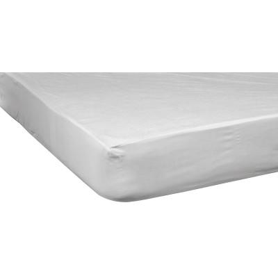 Αδιάβροχο Προστατευτικό Βρεφικού Στρώματος - 70x140+20 Λευκό Beauty Home