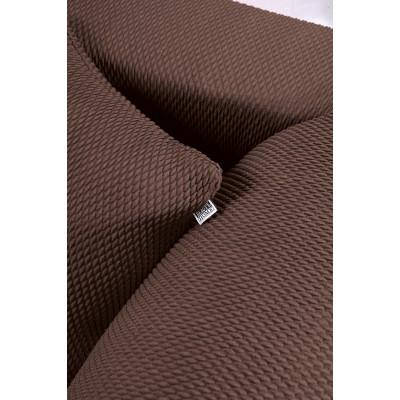 Ελαστικό κάλυμα τριθέσιου καναπέ σε 5 χρώματα - Τριθέσιο Εκρού Beauty Home