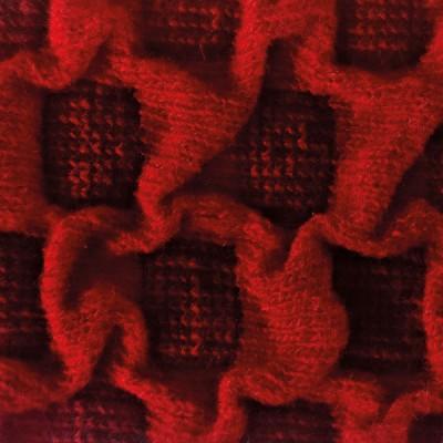 Ελαστικά καλύμματα καρέκλας σετ 6τμχ σε 6 χρώματα Art 1582 - Σετ 6τμχ Κόκκινο Beauty Home