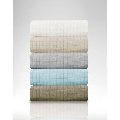 Κουβερλί μονό Cursive σε 5 χρώματα Art 1600 - 160x240 Λευκό Beauty Home