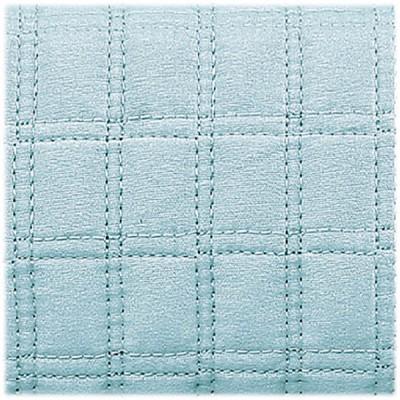 Κουβερλί μονό Cursive σε 4 χρώματα Art 1600  160x240 - Γαλάζιο Beauty Home
