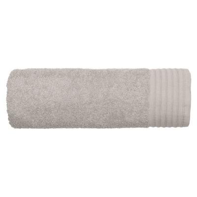 Πετσέτα προσώπου Art 3030 σε 18 αποχρώσεις - 50x100 Γκρι Beauty Home