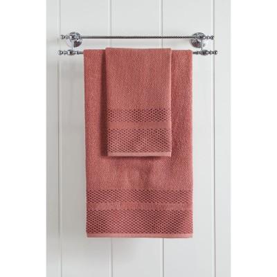 Πετσέτα προσώπου Art 3228  50x90  Κόκκινο Beauty Home