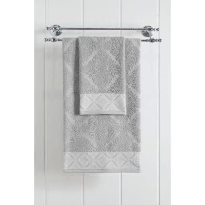 Πετσέτα μπάνιου Art 3232  70x140  Γκρι Beauty Home