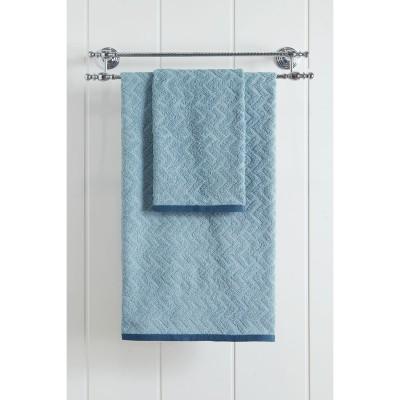 Πετσέτα μπάνιου Art 3236  70x140  Γαλάζιο Beauty Home