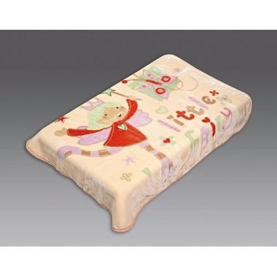 Κουβέρτα βρεφική Art 5087 - 110x140 Εμπριμέ Beauty Home