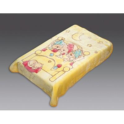 Κουβέρτα βρεφική Art 5088 - 110x140 Εμπριμέ Beauty Home