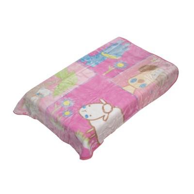 Κουβέρτα βρεφική Art 5089  110x140  Εμπριμέ Beauty Home