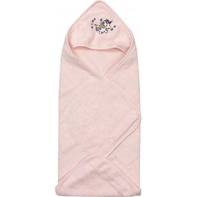 Κάπα-μπουρνούζι Art 5152 - 0-2ετών Ροζ Beauty Home