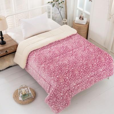 Κουβερτο-πάπλωμα μονό Art 6103 - 160x220 Ροζ Beauty Home