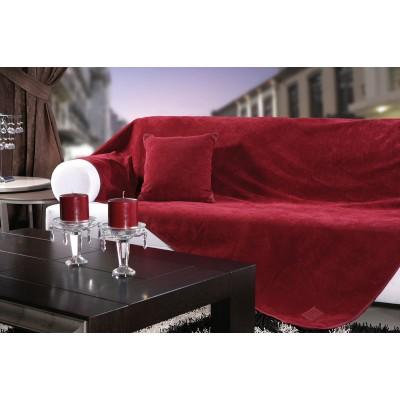Ριχτάρι Τριθέσιο Swank 180x300 Art 8114  Τριθέσιο  Κόκκινο Beauty Home