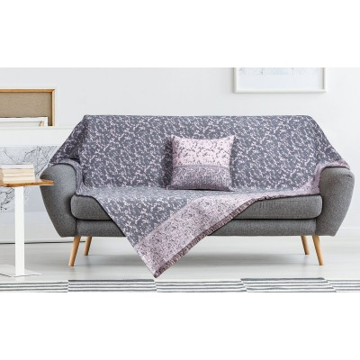 Μαξιλαροθήκη διακοσμητική Art 8301 42x42 - Μαξιλαροθήκη Ροζ Beauty Home