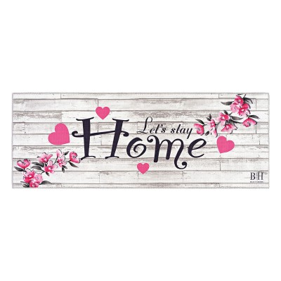 Πατάκι κουζίνας 9024 0.60x1.60  Γκρι Beauty Home