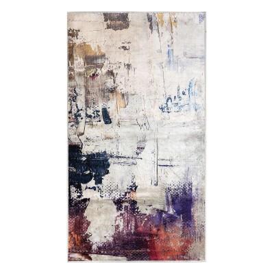 Πατάκι Aerial Art 9040 0.80x1.50 - 0.80x1.50 Εμπριμέ Beauty Home