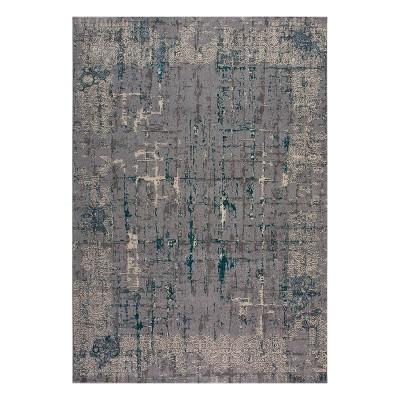 Διάδρομος Mystic Art 9310 0.67 - 0.67 Διάδρομος Γαλάζιο, Γκρι Beauty Home