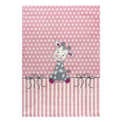 Πατάκι Yolo Art 9503 70x140  70x140  Ροζ Beauty Home