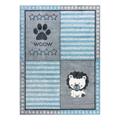 Πατάκι Yolo Art 9506 70x140  70x140  Γαλάζιο Beauty Home