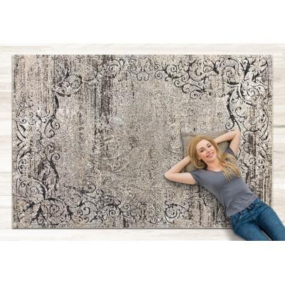 Διάδρομος Artistic Art 9303 0.80 - 0.80 Διάδρομος Γκρι, Μπεζ Beauty Home
