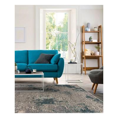 Διάδρομος Mystic Art 9309 0.67  0.67 Διάδρομος  Γκρι,Γαλάζιο Beauty Home