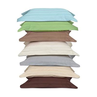 Παπλωματοθήκη υπέρδιπλη Art 1530 Stripe σε 7 χρώματα - 220x240 Βεραμάν Beauty Home