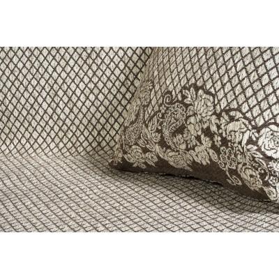 Ριχτάρι Μονοθέσιο Art 8340 180x170 - Μονοθέσιο Μπεζ Beauty Home
