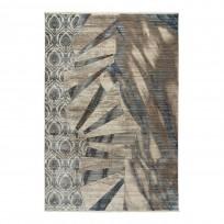 Σετ Κρεβ/ρας 3τμχ Bliss Art 9628 - Σετ Κρεβ/ρας 3τμχ Μόκα, Μπεζ, Μπλε Beauty Home