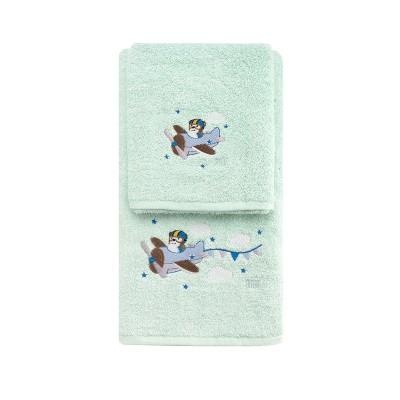 Σετ πετσέτες Art 5201  Σετ 2τμχ Βεραμάν Beauty Home