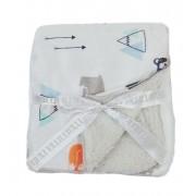 Κουβέρτα βρεφική καροτσιού - αγκαλιάς 5663