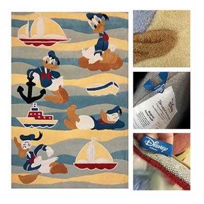 Παιδικό χαλί Disney 80x140cm Donald duck DH029