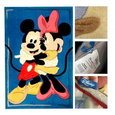 Παιδικό χαλί Disney 69x108cm Mickey και Minnie DH022