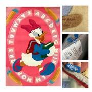 Παιδικό χαλί Disney 115x168cm Daisy duck DH025