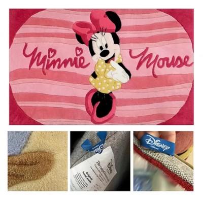 Παιδικό χαλί Disney 80x140cm Minnie mouse DH011