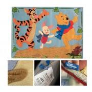 Παιδικό χαλί Disney 115x168cm Winnie the Pooh DH026
