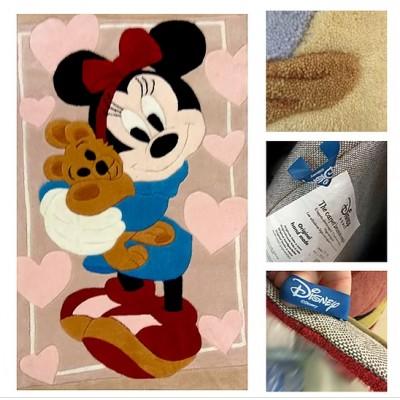Παιδικό χαλί Disney 80x140cm Minnie mouse DH017