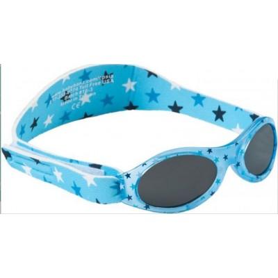 Βρεφικά γυαλιά ηλίου Dooky Blue Stars, 110609