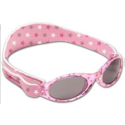 Βρεφικά γυαλιά ηλίου Dooky Pink Stars, 110615