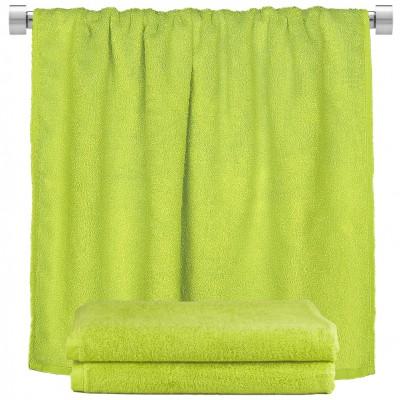 Πετσέτα σώματος λαχανί 100x150cm, 100% Bamboo, 650gr/m²,  FENNEL TWBA-100150-MA