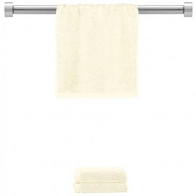 Πετσέτα χεριών εκρού 30x50cm, 100% Bamboo, 650gr/m²,  FENNEL TWBA-3050-EC