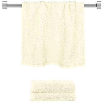 Πετσέτα προσώπου εκρού 50x100cm, 100% Bamboo, 650gr/m²,  FENNEL 27443