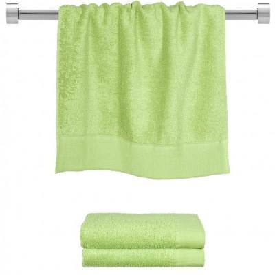 Πετσέτα προσώπου πράσινη 50x100 cm, Σειρά Premium , 600gr/m², Πενιέ,  FENNEL 26047