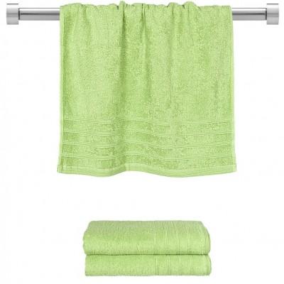 Πετσέτα προσώπου πράσινη 50x90 cm, Σειρά Comfort, 500gr/m², Πενιέ,  FENNEL 26011