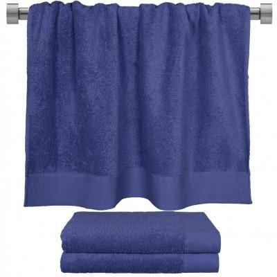 Πετσέτα μπάνιου μπλε 80x150 cm, Σειρά Premium , 600gr/m², Πενιέ,  FENNEL 26056