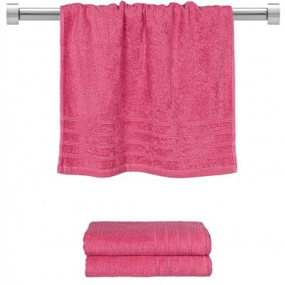 Πετσέτα προσώπου φούξια 50x90 cm, Σειρά Comfort, 500gr/m², Πενιέ,  FENNEL 26009