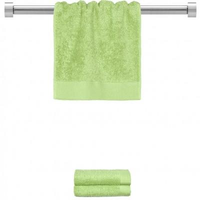 Πετσέτα χεριών πράσινη 30x50 cm, Σειρά Premium , 600gr/m², Πενιέ,  FENNEL 26035
