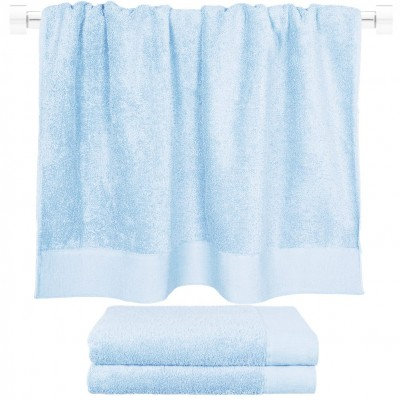 Πετσέτα μπάνιου θαλασσί 80x150 cm, Σειρά Premium , 600gr/m², Πενιέ,  FENNEL 26054