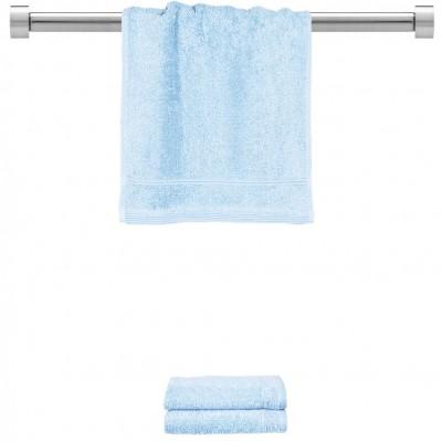 Πετσέτα χεριών θαλασσί 30x50 cm, Σειρά Comfort, 500gr/m², Πενιέ,  FENNEL 25994