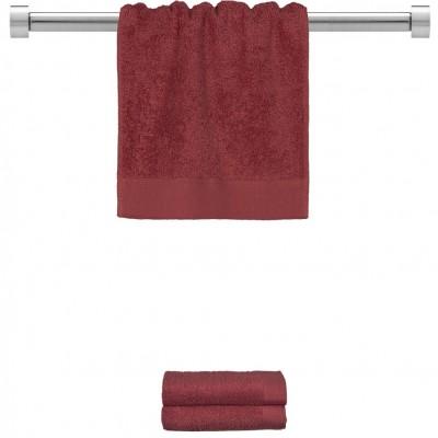 Πετσέτα χεριών μπορντώ 30x50 cm, Σειρά Premium , 600gr/m², Πενιέ,  FENNEL 26036