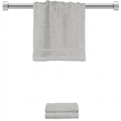 Πετσέτα χεριών γκρι 30x50 cm, Σειρά Comfort, 500gr/m², Πενιέ,  FENNEL 25995