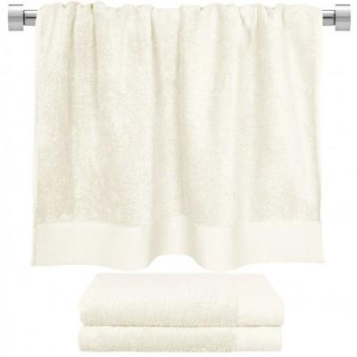 Πετσέτα μπάνιου εκρου 80x150 cm, Σειρά Premium , 600gr/m², Πενιέ,  FENNEL TWPR-80150-EC